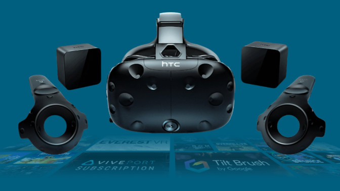 HTC Vive is leaving Sony And Xbox in the past