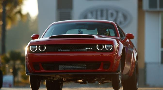 Dodge Challenger SRT Demon Is The Deadly Fierce Heading Too Detroit