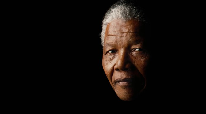 Nelson Mandela And Being In America- A poisoned heart