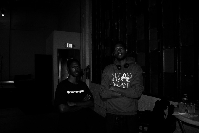 Hip-hop unheard with WhisperMuzik at  The Tangent Gallery