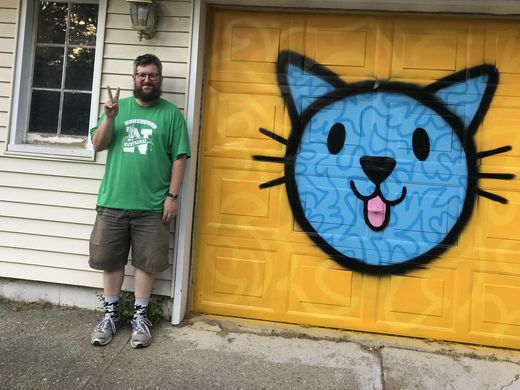 Artist In Royal Oak Got Arrested For Painting