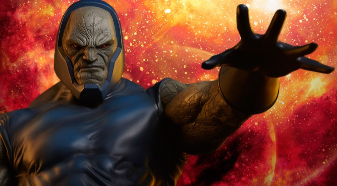 Darkseid And The Search For The Control Of Humanity