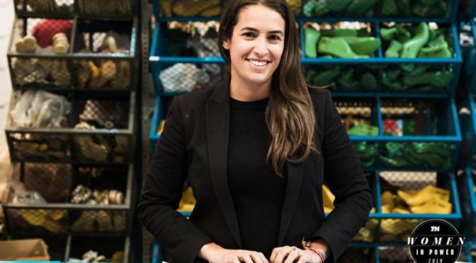 A Woman Turned Mom At 18 Became Fashion Industry Exe And Stands For Woman Equality
