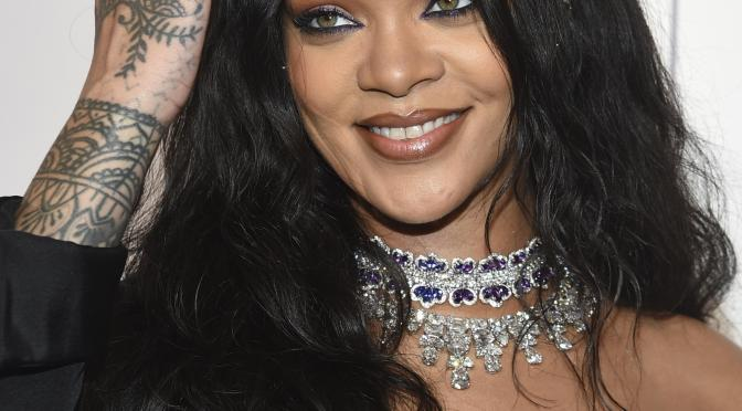 Rihanna Pushes Plaques Past Predecessor