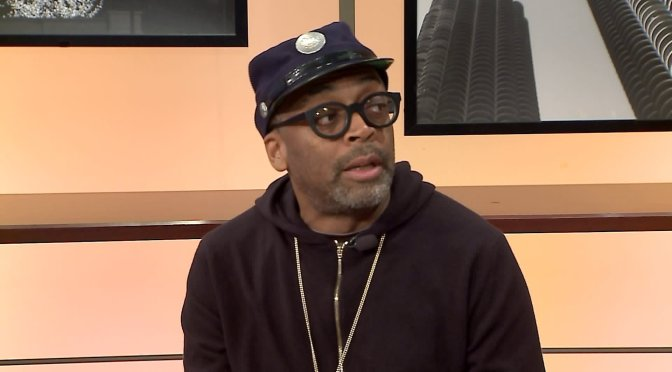 Spike Lee Takes A Stand Against Abortion